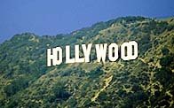 Hollywood. Photo copyrighted. Courtesy of Films for Christ.