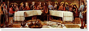 The Last Supper by Roselli