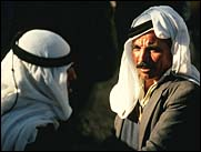 Palestinian Men, Jerusalem