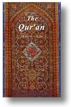 The Qur'an. Illustration copyrighted.