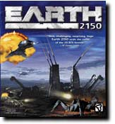 Box art for 'Earth 2150'