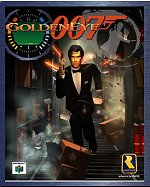 Cover Graphic from 'Goldeneye 007'