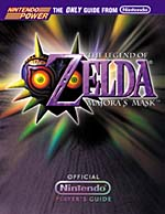 Box art for 'The Legend of Zelda: Majora's Mask'