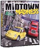 Box for 'Midtown Madness'