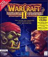 Box art from 'Warcraft 2'