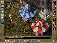 Screenshot from 'Baldurs Gate 2: Shadows of Amn'
