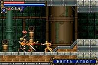 Screenshot from 'Castlevania'