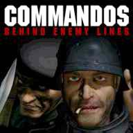 Box art from 'Commandos, Behind Enemy Lines'
