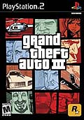 Box art for 'Grand Theft Auto 3'
