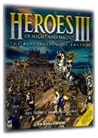 Box art for 'Heroes of Might and Magic III'