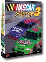 Box art for 'NASCAR Racing 3'