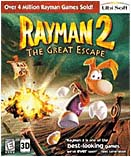 Box art for 'Rayman 2 The Great Escape'