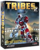 Box art for 'Tribes 2'