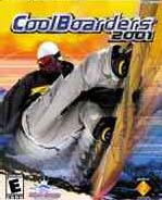 Box art from 'Cool Boarders 2001'