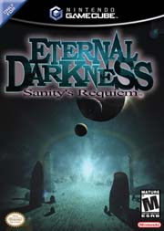 Box art for 'Eternal Darkness: Sanity's Requiem'