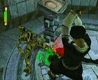 Screenshot from 'Eternal Darkness: Sanity's Requiem'