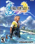 Box art for 'Final Fantasy X'