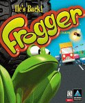 Box art for 'Frogger'
