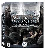Box art for 'Medal of Honor Allied Assault'