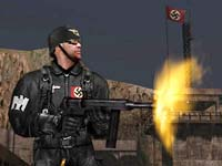 Screenshot from 'Return to Castle Wolfenstein'