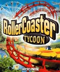Box art for 'Roller Coaster Tycoon'