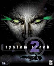 'System Shock 2' box art