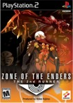 Zone of the Enders.  Illustration copyrighted.