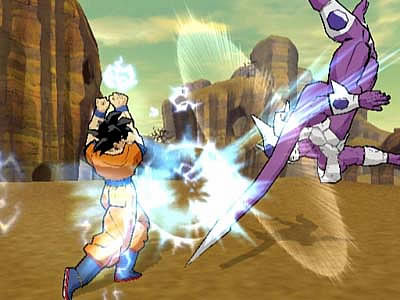 Dragon Ball Z Screenshot