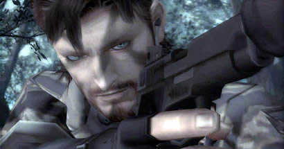 Metal Gear Solid 3: Snake Eater Screenshot