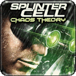 Splinter Cell: Chaos Theory.  Illustration copyrighted.