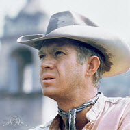 Steve McQueen in The Magnificent Seven