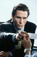 Christian Bale in American Psycho