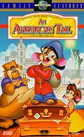 Cover Graphic from An American Tail