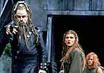 Scene from Battlefield Earth (photo copyrighted).