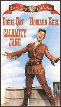 "Cover graphic from ""Calamity Jane"""