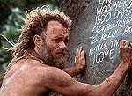 "Tom Hanks in ""Cast Away"""