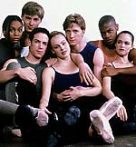 Cast of Center Stage (Copyright 2000, Universal Pictures)