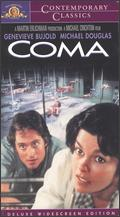 Cover Graphic from Coma
