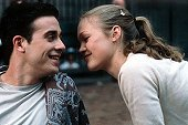 "Freddie Prinze Jr. and Julia Stiles in ""Down to You"""