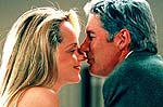 Richard Gere and Helen Hunt in Dr. T and the Women