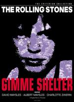 "Poster for ""Gimme Shelter"""