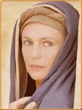 "Jacqueline Bisset as Mary in ""Jesus"""