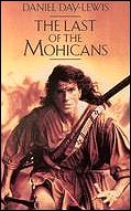 Cover Graphic from Last of the Mohicans