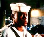 "Cuba Gooding Jr. in ""Men of Honor"""