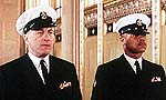 "Robert DeNiro and Cuba Gooding Jr. in ""Men of Honor"""