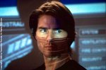Tom Cruise as Ethan Hunt in Mission: Impossible 2'M
