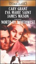 "Cover graphic of ""North by Northwest"""