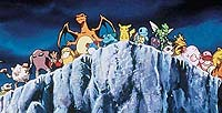 Scene from Pokémon: The Movie 2000