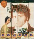"Spine graphic for ""Pride and Prejudice"""