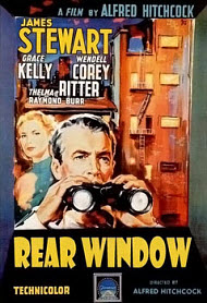 Rear Window. Copyright, Paramount Pictures